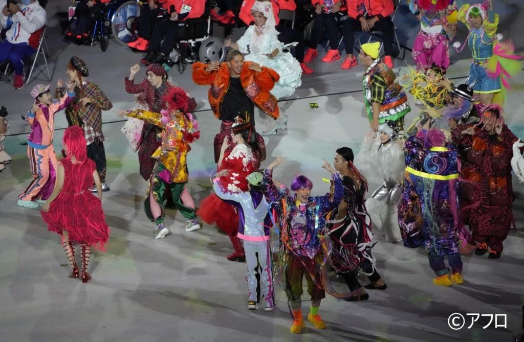 Tokyo Paralympics Closing Ceremony